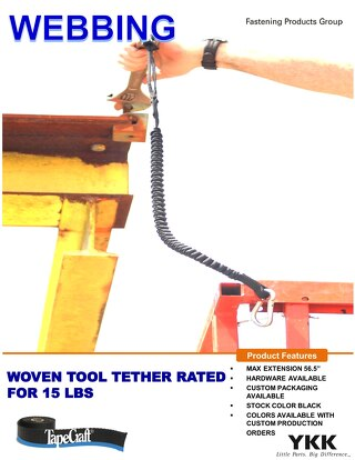 TapeCraft® Brand Tool Tether Catalog