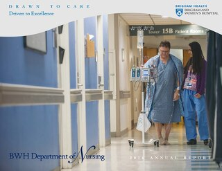 BWH Nursing 2016 Annual Report