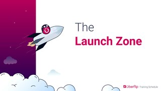 Launch Zone Training Schedule