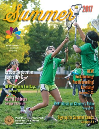 Park District of Oak Park Summer Program Guide 2017