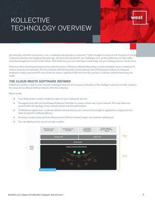 Kollective Technology Overview