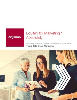 Data-driven Marketing Overview