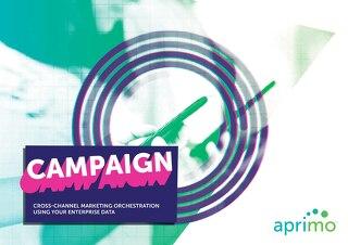 Aprimo Campaign Brochure