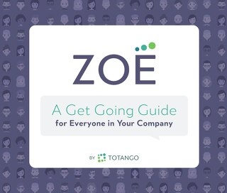 Zoe: A Get Going Guide for Everyone in Your Company