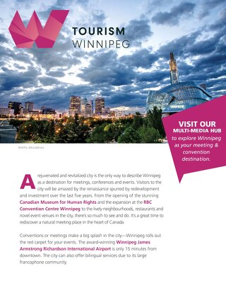 Winnipeg Newsletter 2017
