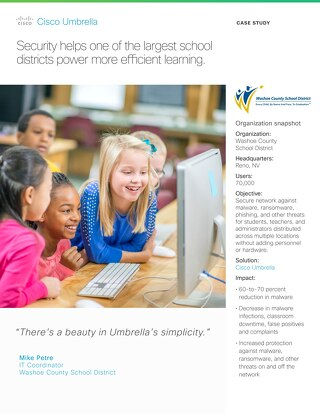 Washoe County School District Customer Story