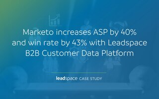 How Marketo Increased ASP & Win-Rate by Over 40%