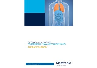 Global Value Dossier for Thoracic Surgery [Download Now]