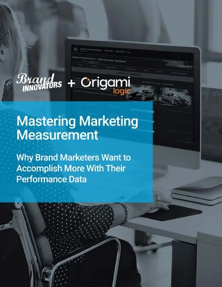 Mastering Marketing Measurement Survey Report