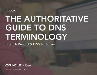 eBook - The Authoritative Guide to DNS Terminology