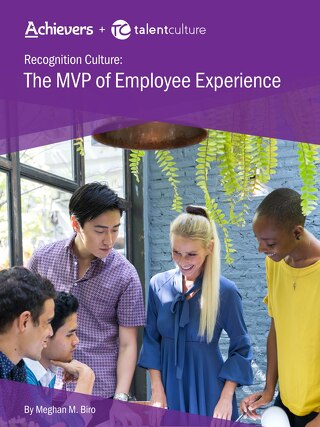 Recognition Culture - The MVP of Employee Experience