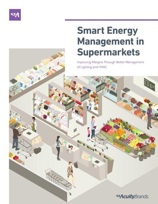 Smart Energy Management in Supermarkets