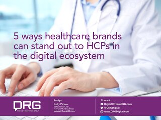 5 Ways Healthcare Brands Can Stand out to HCPs in the Digital Ecosystem
