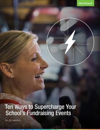 Supercharge Your School's Fundraising Events