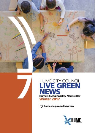 Live Green News Winter 2017