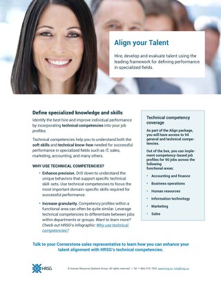 Align your talent