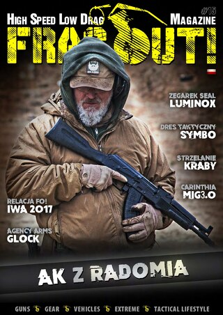 Frag Out! Magazine #15 PL
