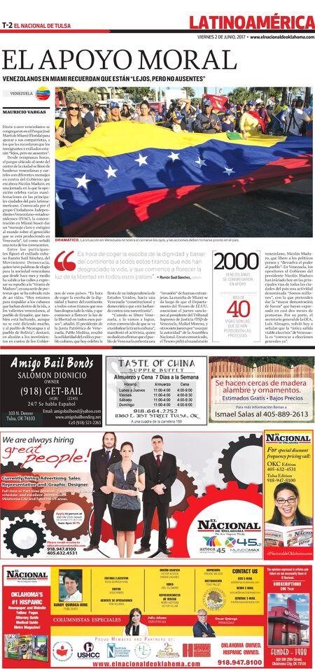 Noticias de tulsa en espanol