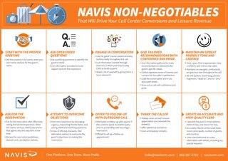 NAVIS Non-Negotiables