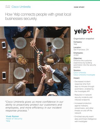 Yelp Customer Story
