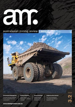 Australasian Mining Review Issue 3.2 2012