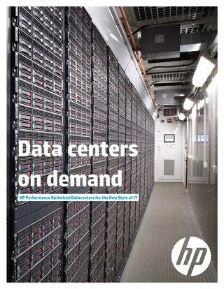 HPE Performance Optimized Datacenters For The New Style of IT