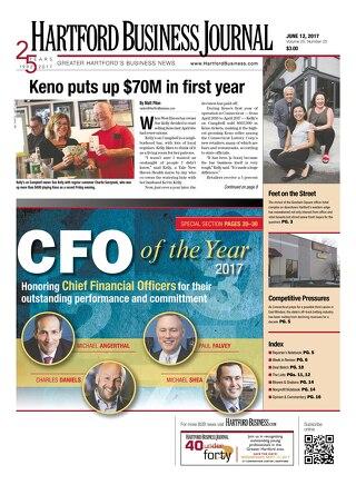 CFO of the Year Awards —June 12, 2017
