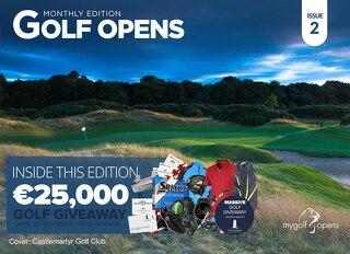 Golf Opens Digital Magazine - Issue 2
