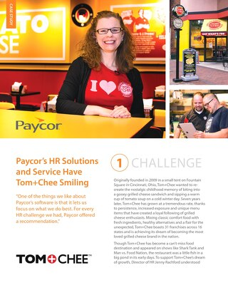 Case Study: Tom+Chee