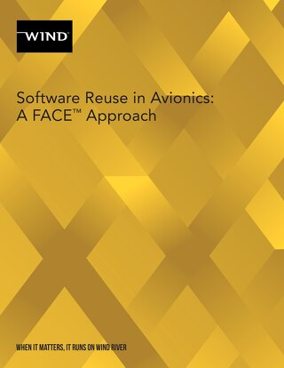 Software Reuse in Avionics: A FACE Approach
