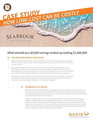 Seabrook Case Study