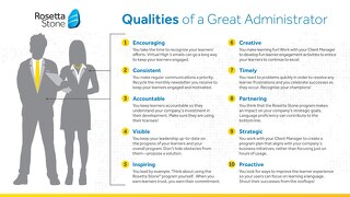 Qualities of a Great Administrator