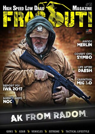 Frag Out! Magazine #15