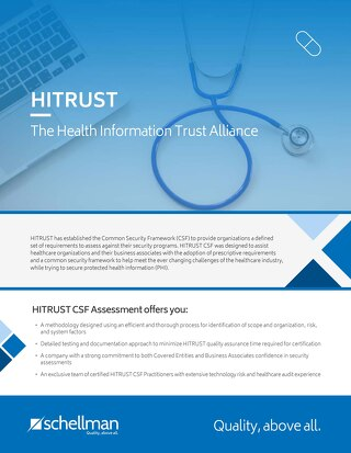 HITRUST Overview
