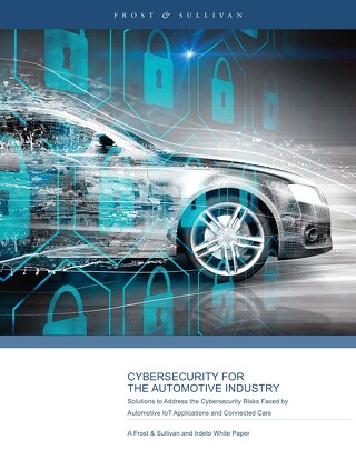 White Paper: Cybersecurity for the Automotive Industry (Frost & Sullivan)