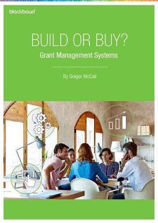 Grant Management Systems: Build or Buy