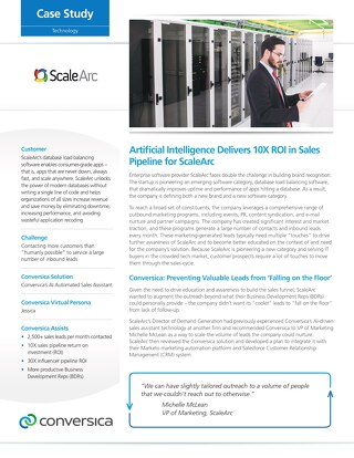 ScaleArc case study