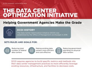 The US Federal Data Center Optimization Initiative (DCOI)