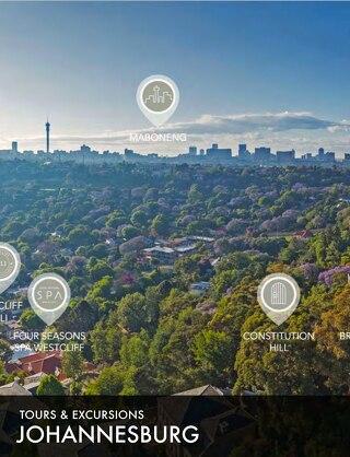 Explore Johannesburg 2018