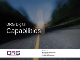 DRG Digital Capabilities