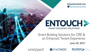 Smart Buildings for CRE and an Enhanced Tenant Experience