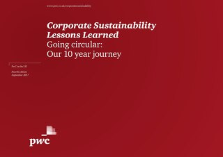 PwC Going Circular - Fourth Edition