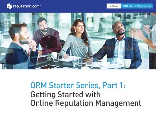 Online Reputation Management Starter Series: Getting Started with ORM