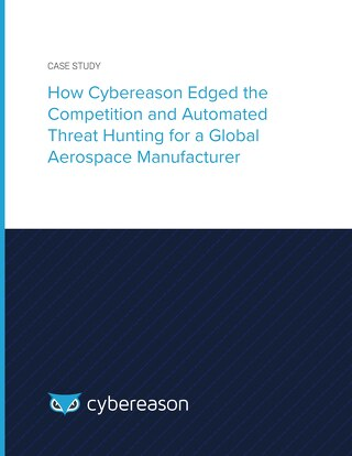 Cybereason-Case-Study-Global-Aerospace-Manufacturer