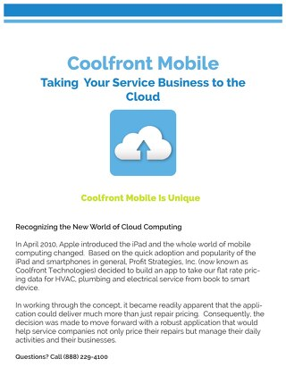 Taking Your Business to the Cloud