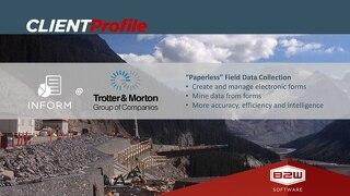 B2W Inform at Bluebird / Trotter & Morton