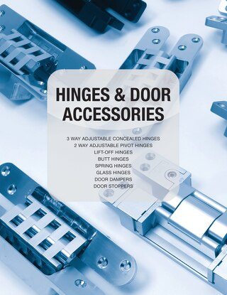 Catalog 201 177-207 Hinges & Door Accessories