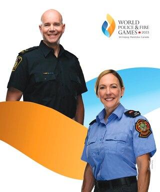Winnipeg Police & Fire Games Bid Book