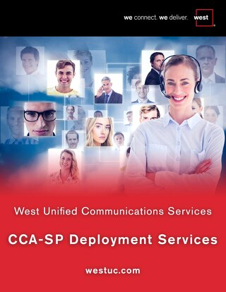 CCA-SP Deployment Services
