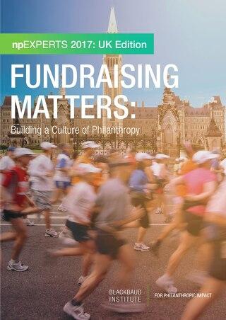 npEXPERTS 2017: Fundraising Matters